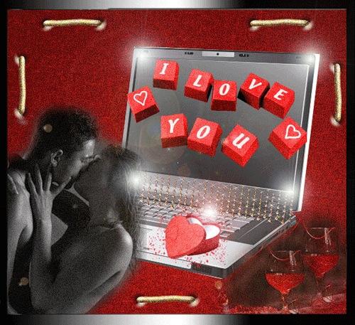 картинки анимационные про любовь: